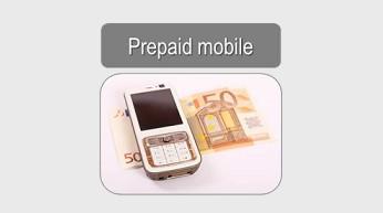 Prepaid-Produkte für Mobilfunk und Internet